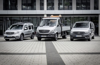Mercedes-Benz Vans Named Transporter Brand Of The Year In The Netherlands