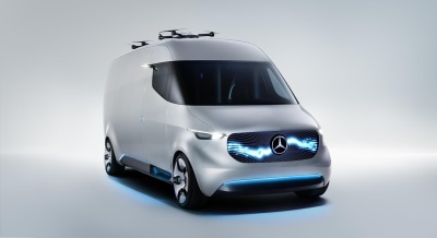 NEW STRATEGY, NEW CULTURE: MERCEDES-BENZ VANS AT CES IN LAS VEGAS FOR THE FIRST TIME