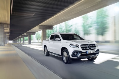 Pickup Meets Lifestyle: UK Pricing And Specification For The New Mercedes-Benz X-Class