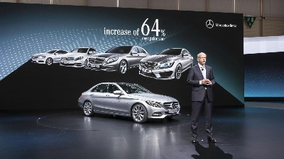 Mercedes-Benz at the 84th Geneva International Motor Show 2014 - World premiere of the new S-Class Coupé: modern luxury in its most beautiful form