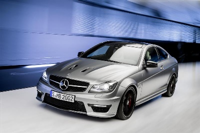 Mercedes-Benz USA Announces Pricing for 2014 SLS AMG Black Series and C63 AMG Edition 507