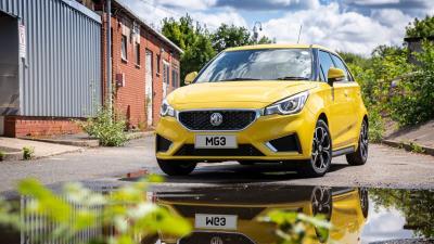 MG Breaks Sales Record In August!