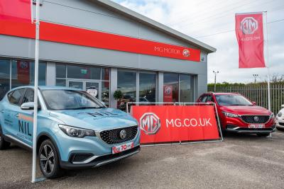 MG Motor Expands Presence In South-West With Hawkins Of Hayle