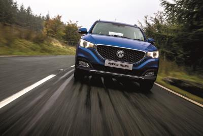 Go Round The World With The MG Zs!