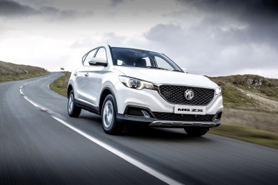 Mg ZS Heralds State-Of-The-Art Design Philosophy For MG