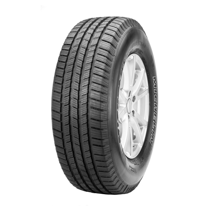 MICHELIN DEFENDER LTX M/S DELIVERS STRONG, LONG-LASTING TIRE