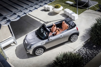 Mini Convertible Is 2018 Carbuyer Convertible Of The Year