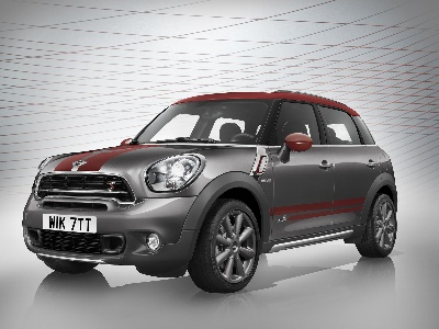 MINI at the 85th Geneva International Motor Show 2015