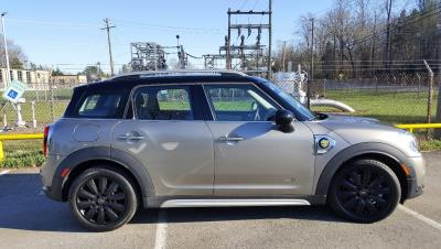 Driving Impressions : MINI Cooper S E Countryman ALL 4