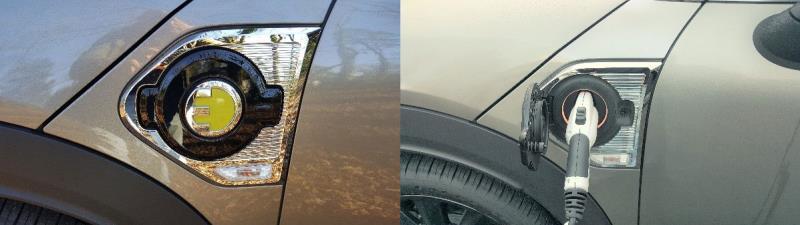 Driving Impressions : MINI Cooper S E Countryman ALL 4
