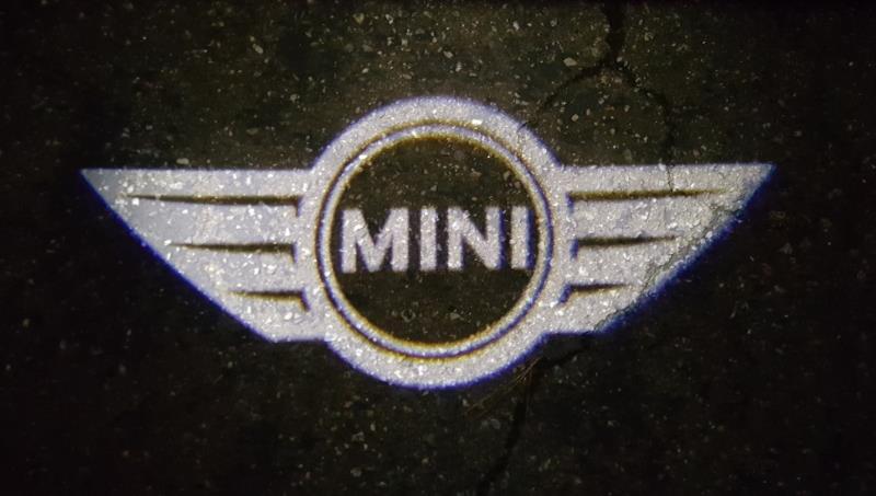 MINI Cooper S E Countryman ALL 4 logo