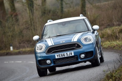 SEE THE BIGGER PICTURE: THE NEW MINI COUNTRYMAN