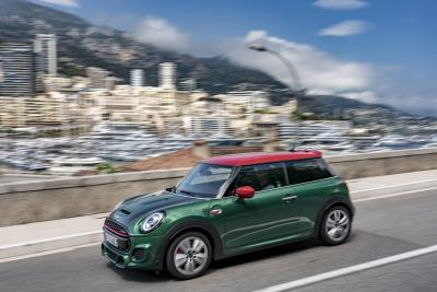 In The Tracks Of A Legend: With The Mini John Cooper Works In Monaco