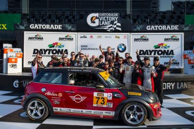 Mini JCW Team Revs Up For Fourth Full Season In The Continental Tire Sportscar Challenge Series