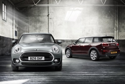 MINI USA ANNOUNCES US MARKET PRICING FOR NEW MINI CLUBMAN