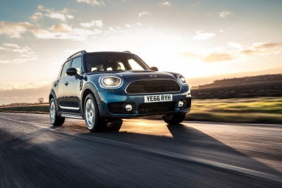 Mini Countryman Named Best Compact Crossover In Scotland