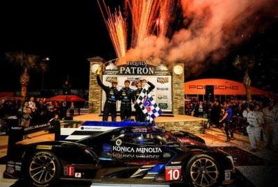 Konica Minolta Cadillac DPi-V.R Wins Sebring 12 Hours