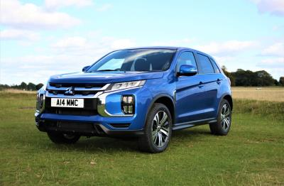 New Mitsubishi ASX With Bolder Styling, Improved Performance And New Technology Now On Sale In UK