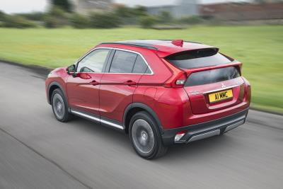 new mitsubishi eclipse cross now available to purchase via