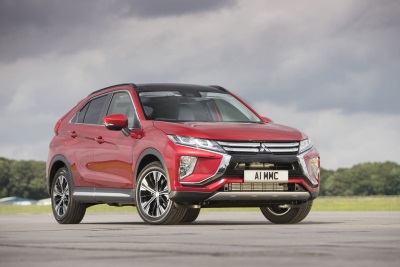 New Mitsubishi Eclipse Cross Available From £199 Per Month To PCP Customers