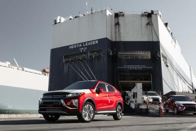 All-New 2018 Mitsubishi Eclipse Cross Arrives In The United States