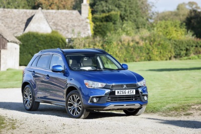 Mitsubishi Motors Latest Models >> Mitsubishi Motors In The Uk Offers 0 Apr Hp Across Its