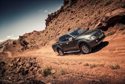 Mitsubishi L200 Voted 'Best Pickup' In Carbuyer Awards For Second Consecutive Year