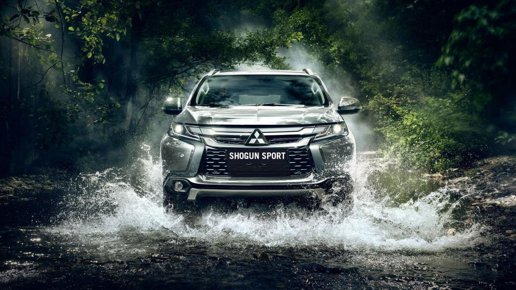 Mitsubishi Shogun Sport Pricing And UK Specification Announced