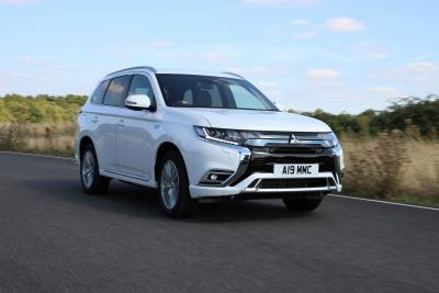Strong October Sales Performance From Mitsubishi Motors In The UK