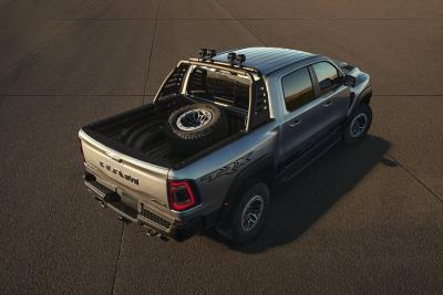 Mopar To Offer More Than 100 Factory-Engineered Accessories For Quickest, Fastest, Most Powerful Pickup Truck In The World: All-New 2021 Ram 1500 TRX