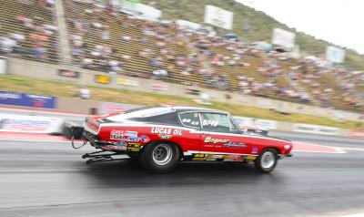 Mopar Dodge 1320 Top Fuel Driver Pritchett Rockets To Victory At Dodge Mile-High NHRA Nationals Powered By Mopar