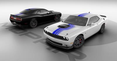 Mopar Celebrates A Decade Of Customization With Limited-Edition Mopar '19 Dodge Challenger