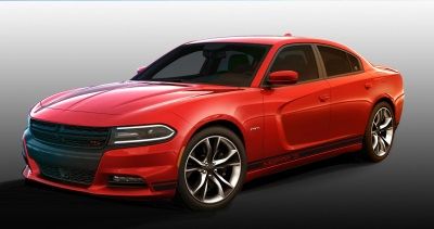 PERFORMANCE IN A BOX: MOPAR '15 PERFORMANCE KIT LAUNCHES FOR 2015 DODGE CHARGER R/T