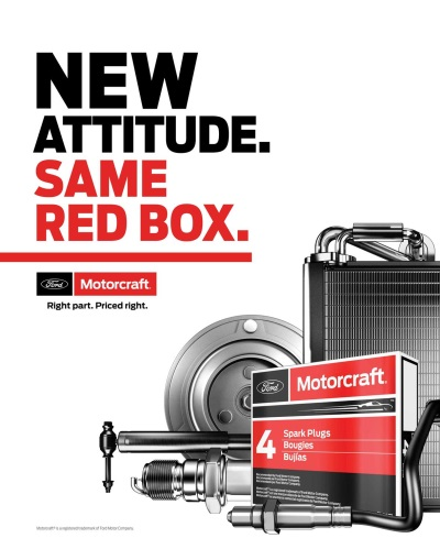 CUSTOMERS, DEALERS AND DISTRIBUTORS TO BENEFIT FROM INCREASED AVAILABILITY, COMPETITIVE PRICING OF MOTORCRAFT PARTS