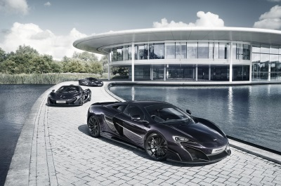McLAREN SPECIAL OPERATIONS AND McLAREN MOTORSPORT JOIN FORCES IN GLOBAL SALES AND MARKETING DEPARTMENT