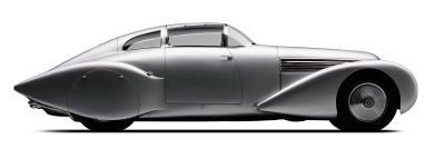 Mullin Automotive Museum'S Hispano-Suiza Dubonnet Xenia Wins The 'Award Of Excellence – Grand Boulevard'