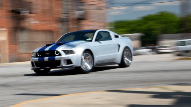 Dreamworks Studios And Ford Announce Partnership For Film Adaptation Of Electronic Arts' 'Need For Speed' Video Game