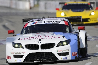 BMW TEAM RLL FINISHES 2ND AND 6TH AT LONG BEACH; BMW REMAINS AT THE FRONT OF THE GTLM DRIVER AND TEAM POINTS STANDINGS