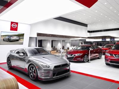Design Of Car Dealership Sales Environment