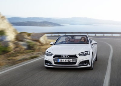 AUDI OF AMERICA WILL DEBUT THE ALL-NEW A5 AND S5 CABRIOLET AT THE 2017 NORTH AMERICAN INTERNATIONAL AUTO SHOW