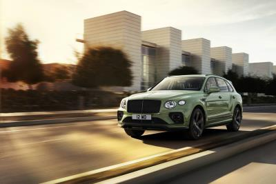 New Bentley Bentayga - The Definitive Luxury SUV