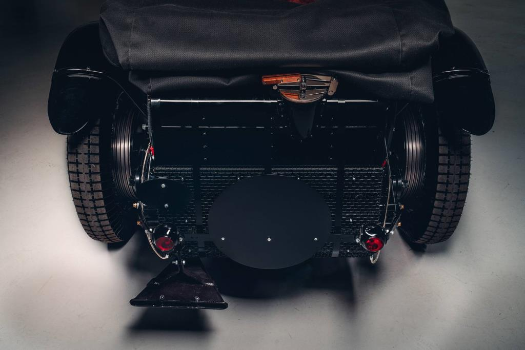 The first new Bentley Blower for 90 years