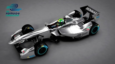 RENAULT SIGNS WITH SPARK RACING TECHNOLOGY AND FORMULA E HOLDINGS AS TECHNICAL PARTNER IN THE FORMULA E CHAMPIONSHIP