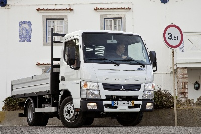 Squaring the circle: even more efficient and even cleaner – the new Fuso Canter with Ecofficiency
