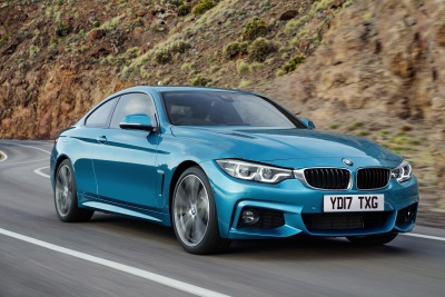 The New BMW 4 Series Range