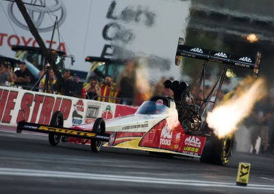 NHRA Finals, NASCAR Title Fields To Be Set