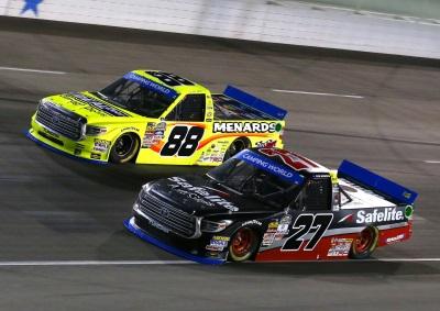 NHRA Finals, NASCAR Title Fields To Be Set