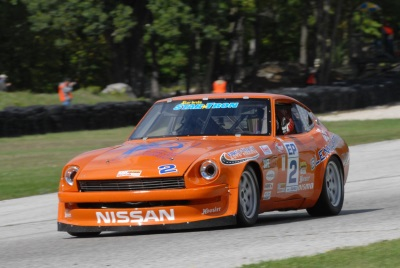 NISSAN CELEBRATES ITS 100TH SCCA CHAMPIONSHIP VICTORY IN 2016