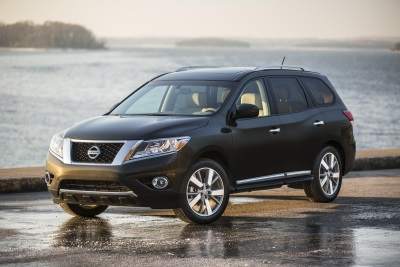 NISSAN ANNOUNCES 2016 PATHFINDER U.S. PRICING