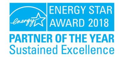 Nissan Earns 2018 Energy Star® Partner Of The Year – Sustained Excellence Award For Seventh Consecutive Year